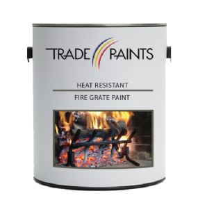 Heat Resistant Fire Grate  Paint | Barbeque | paints4trade.com